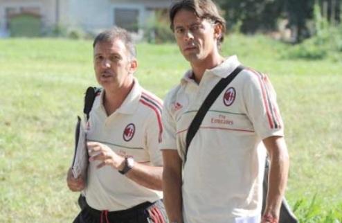 Индзаги может возглавить Милан?