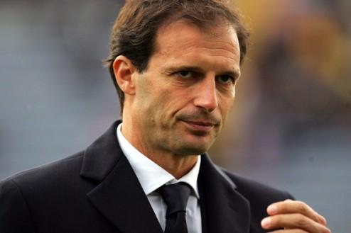 Милан продолжит доверять Аллегри