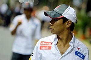 Формула-1. Кобаяси: больше надеемся на Японию, нежели на Сингапур