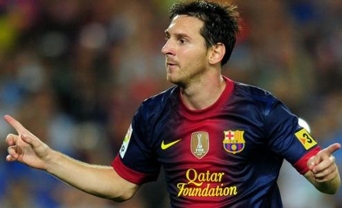 Барселона готовит Месси новый контракт