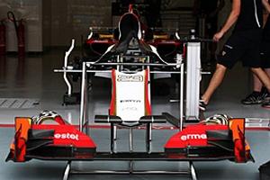 Формула-1. Хиспания протестирует новое днище