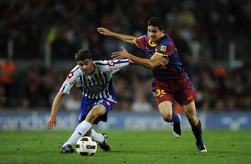 Бартра может сыграть за Барселону против Гранады