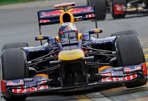 Формула-1. Гран-при Сингапура. Феттель побеждает во второй практике
