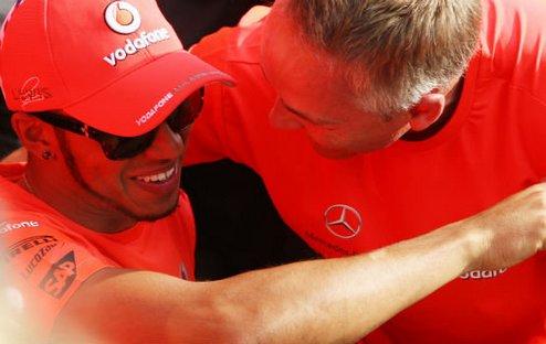 Формула-1. Хэмилтон остается в Макларен, а Шумахер в Мерседес?