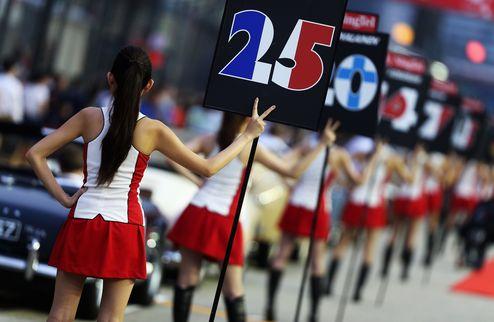 Формула-1. Гран-при Сингапура. Как это было