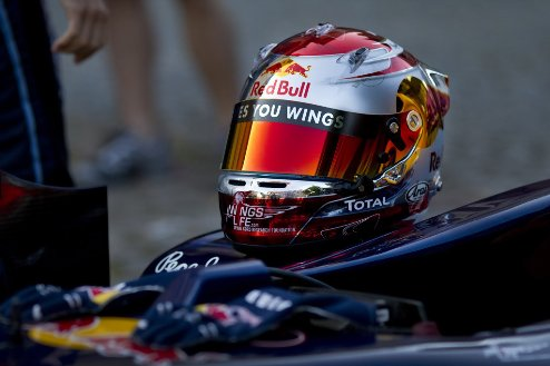 Формула-1. Гран-при Сингапура. Победа Феттеля, сход Хэмилтона
