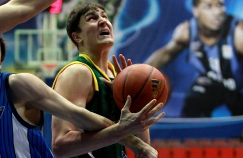 Денис Носков играет за БК Одесса