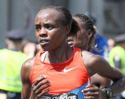 Легкая атлетика. С кенийской бегуньи сняли двухлетнюю дисквалификацию
