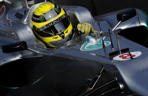 Формула-1. Росберг хочет гоночный номер выше, чем у Шумахера