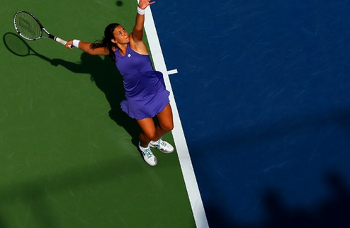 Токио (WTA). Закопалова и Гантухова побеждают