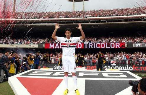 Гансо: мечта многих — играть за Сан-Паулу