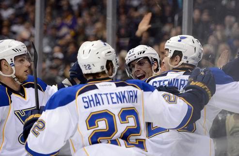 НХЛ. Сент-Луис уволил 20 работников