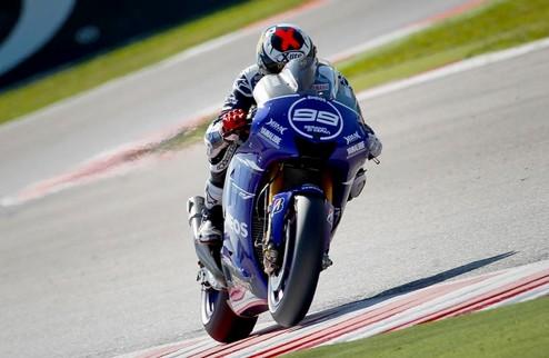 """MotoGP. Лоренсо: """"Трасса в Арагоне неудобна для Ямахи"""""""