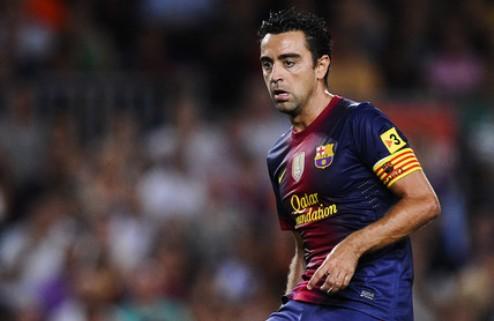 Барселона рассчитывает сохранить Хави