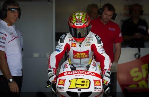 MotoGP. Баутиста мечтает о подиуме в Арагоне