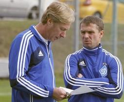 Динамо: насыщенная тренировка под руководством Михайличенко