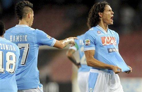 Милан и Интер побеждают, Наполи громит Лацио + ВИДЕО