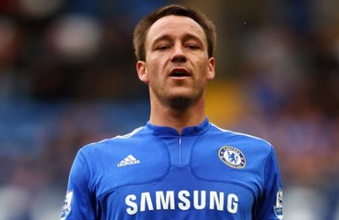 Терри останется капитаном Челси, несмотря на скандал