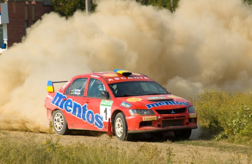 Mentos Ascania Racing ����� �������� �� ����������� � �������