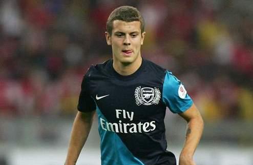 Уилшир сыграл за молодежную команду Арсенала