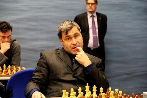 Шахматы. Иванчук проиграл Топалову в Лондоне