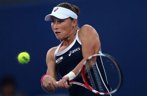 Пекин (WTA). Гергес сломила Стосур, Лисицки дала бой Азаренко