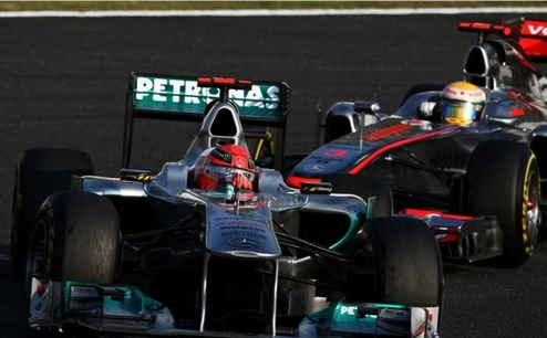 "Формула-1. Шумахер: ""Мотивация все еще при мне"""