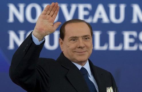 Берлускони: полное доверие к Галлиани