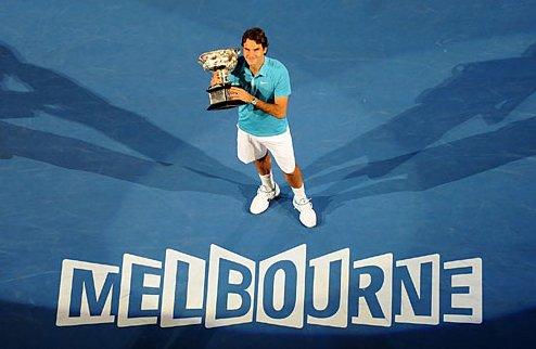 Призовые на Australian Open растут