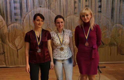 Шахматы. Мария Музычук — чемпионка Украины-2012