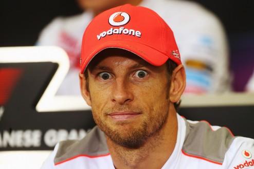 Формула-1. Гран-при Японии. Баттон — быстрейший в первой практике
