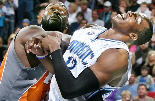 НБА. Ховард отвечает Шаку