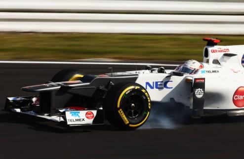 Формула-1. Кобаяси нацелен на домашний подиум