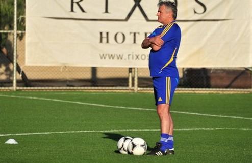 К матчам с Молдовой и Черногорией сборную будет готовить Баль