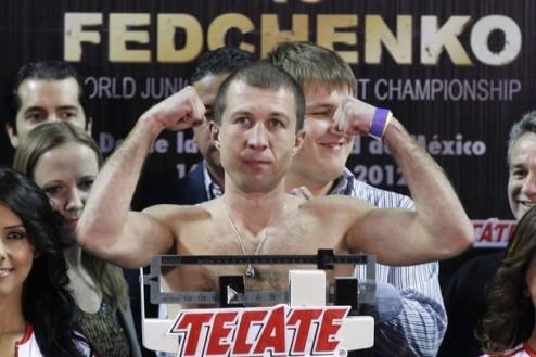 Федченко, Никулин и Невеселый одержали победы в Киеве