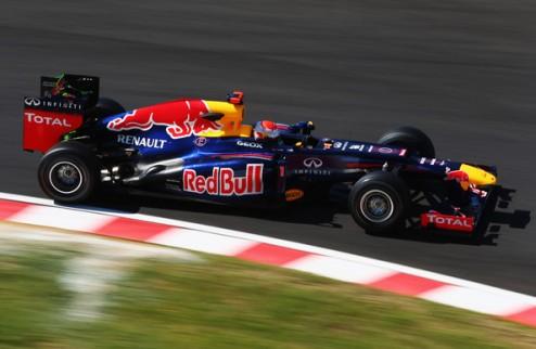 """Формула-1. Гран-при Японии. """"Большой шлем"""" Феттеля, успех Массы, домашний подиум Кобаяси"""