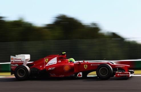 """Формула-1. Масса: """"Подиум поможет сохранить место на 2013 год"""""""
