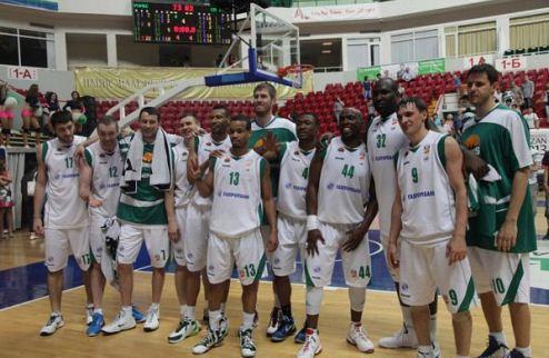 Единая Лига ВТБ. БК Донецк повержен в Казани
