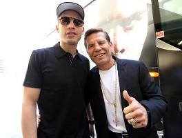 Чавес-старший о проблемах Чавеса-младшего
