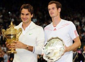 Федерер: если не в этом, то в следующем году Маррей возглавит рейтинг
