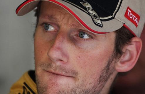Формула-1. Баттон советует Грожану изменить понимание гонок