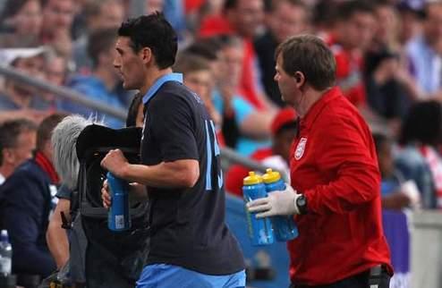 Барри не собирается покидать сборную Англии