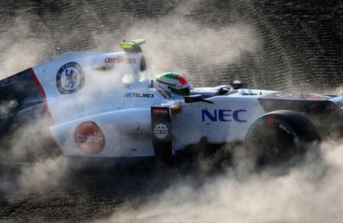 Формула-1. Макларен не беспокоит ошибка Переса в Японии