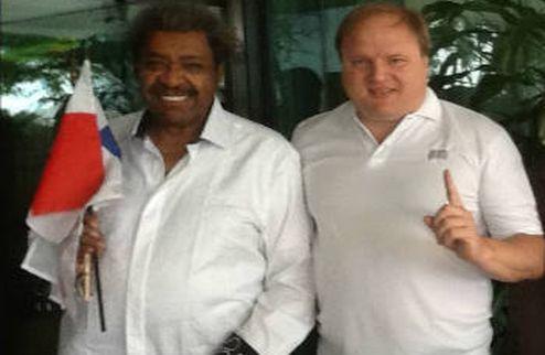"""Хрюнов: """"Я договорился с Кингом по бою Лебедев — Джонс"""""""