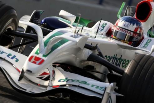 Хонда может вернуться в Формулу-1