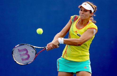 Осака (WTA). Очередной успех Робсон