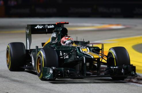 Формула-1. Катерхэм хочет продлить контракт с Ковалайненом