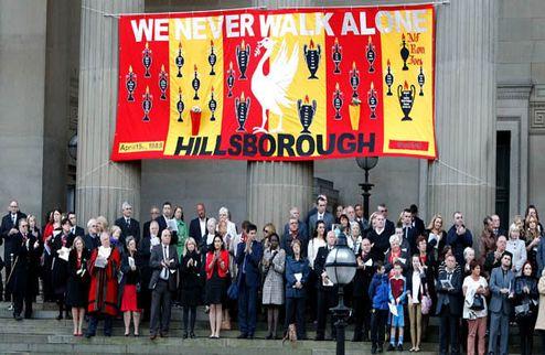 Объявлено о новом расследовании трагедии на Хиллсборо