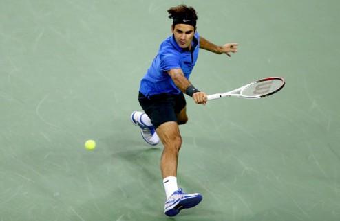 Шанхай (АТР). Федерер в полуфинале сыграет с Марреем