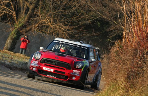 WRC. Мини не будет заявлять заводскую команду на следующий сезон